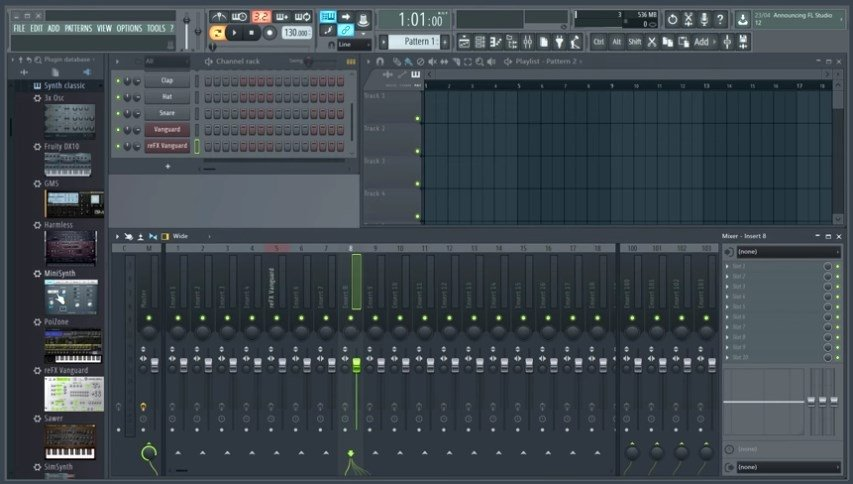 FL Studio Fruity Loops 20.5.1.1193 - Descargar para PC Gratis