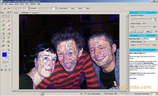 Fluid Mask image 4
