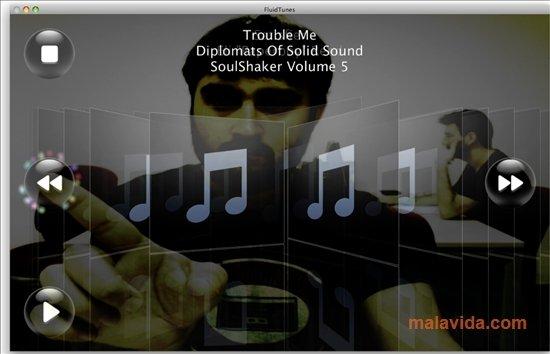 FluidTunes Mac image 4