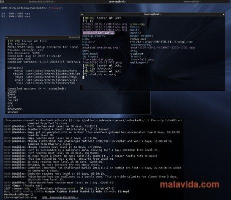 Fluxbox Linux image 4