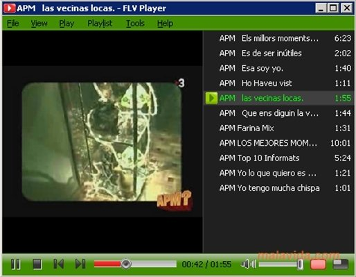FLV Player 2.6.6