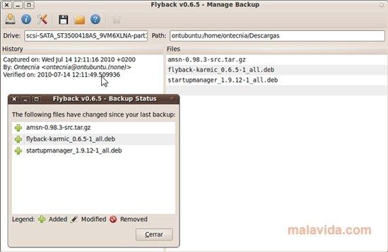 Flyback Linux image 4