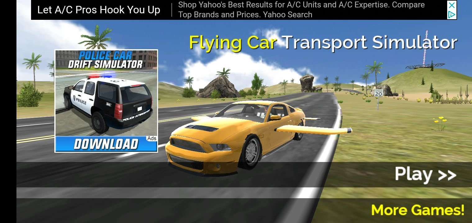 Flying Car Transport Simulator 1 26 Download For Android Apk Free