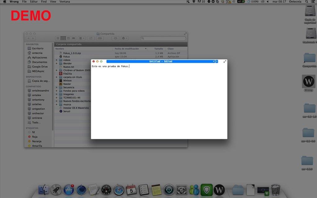 Fokus 2 0 3 - Download for Mac Free
