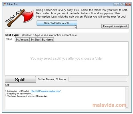 Folder Axe image 4