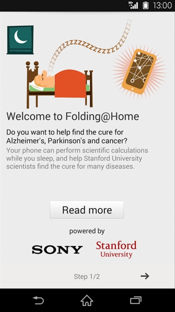 Folding@Home Android image 4