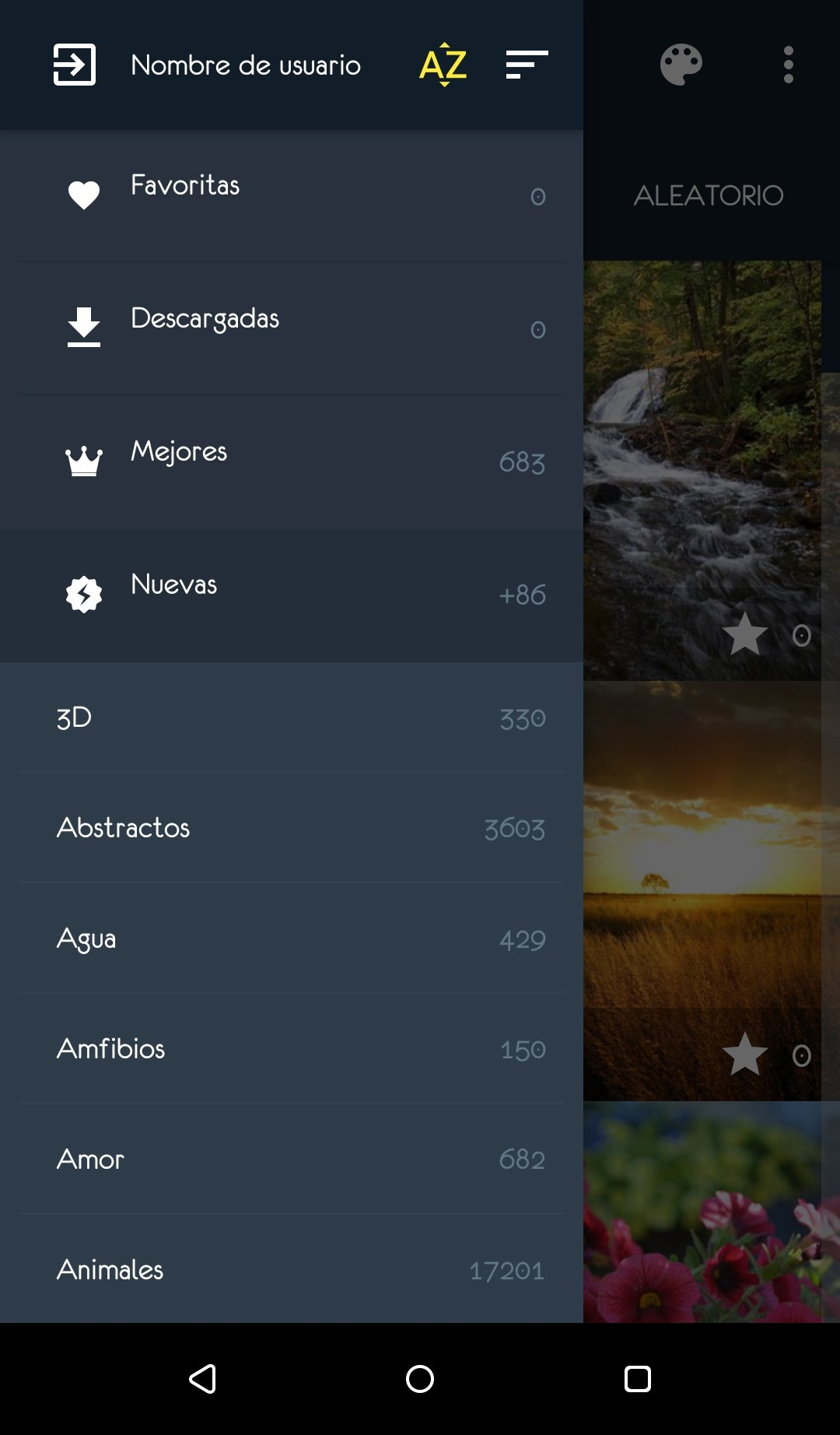 Wallpapers HD Backgrounds 7Fon 4.7.8 - Download for ...