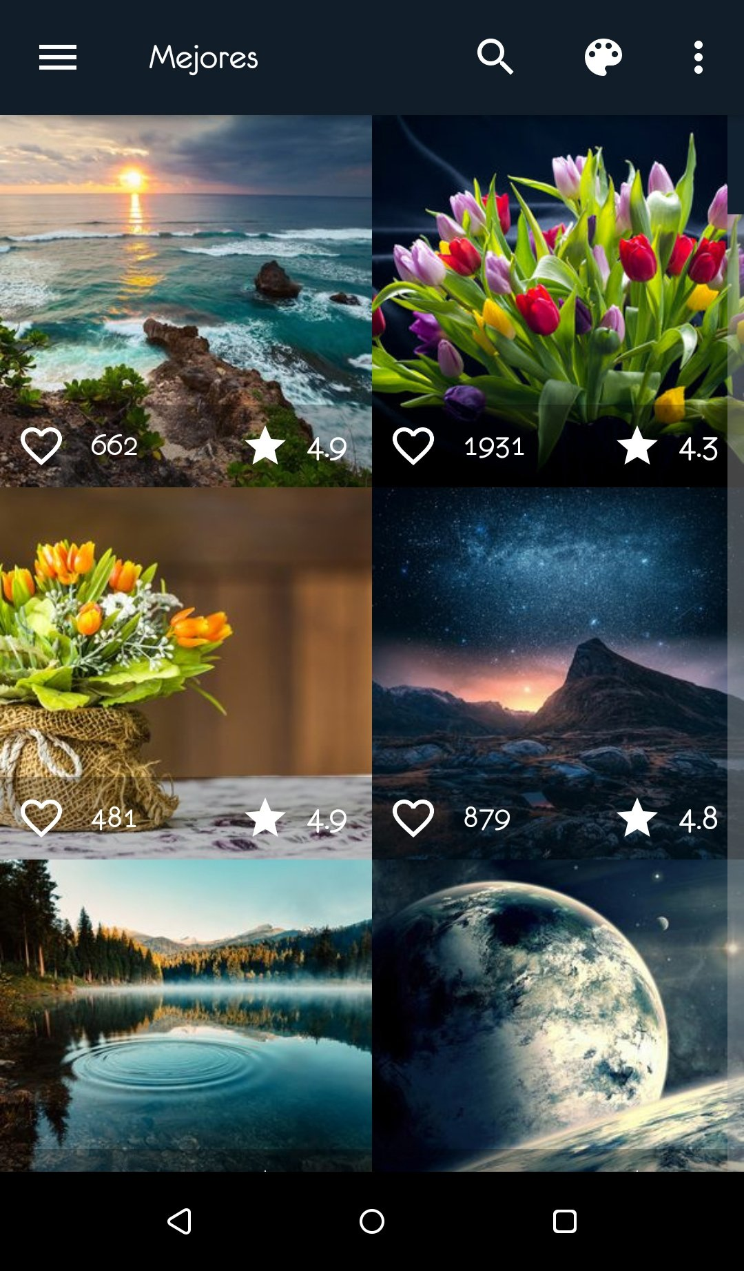 Wallpapers Hd Backgrounds 7fon 4 5 10 Download For Android Apk Free