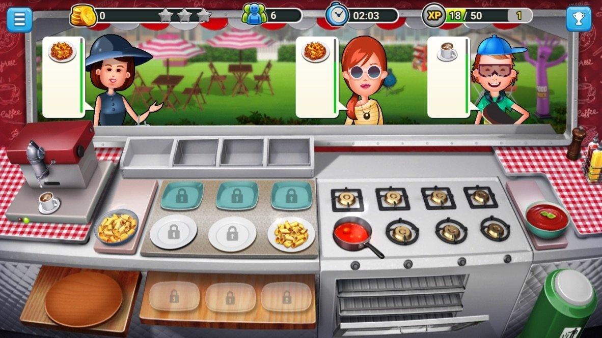 T l charger food truck chef jeu de cuisine 3 1 iphone - Telecharger les jeux de cuisine gratuit ...