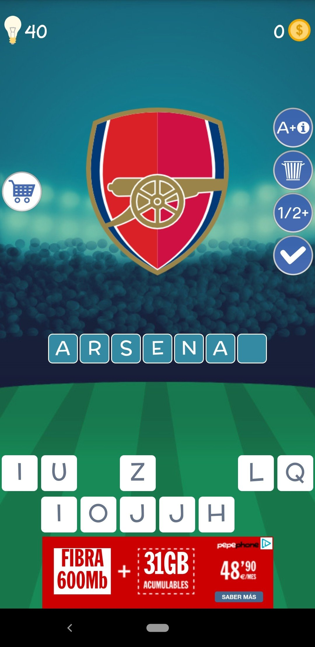 Favoloso Download Football Clubs Logo Quiz 1.3.59 Android - Free IQ73