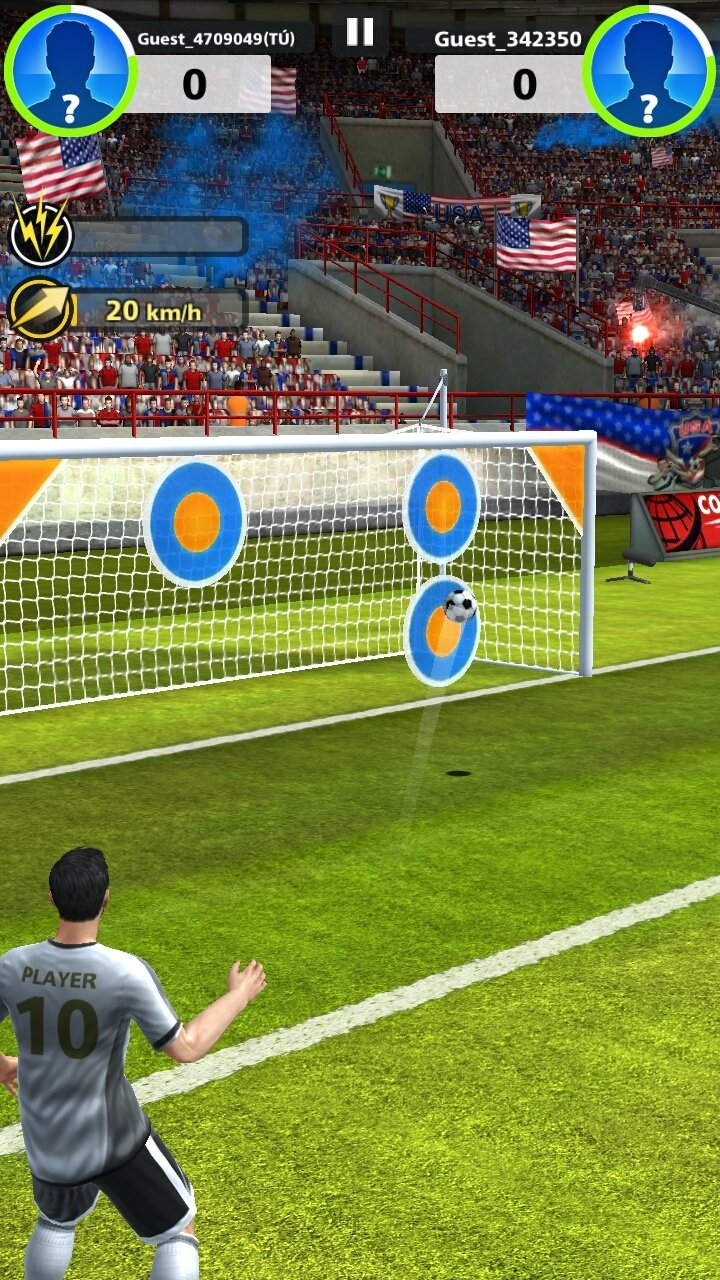 football strike multiplayer soccer free download