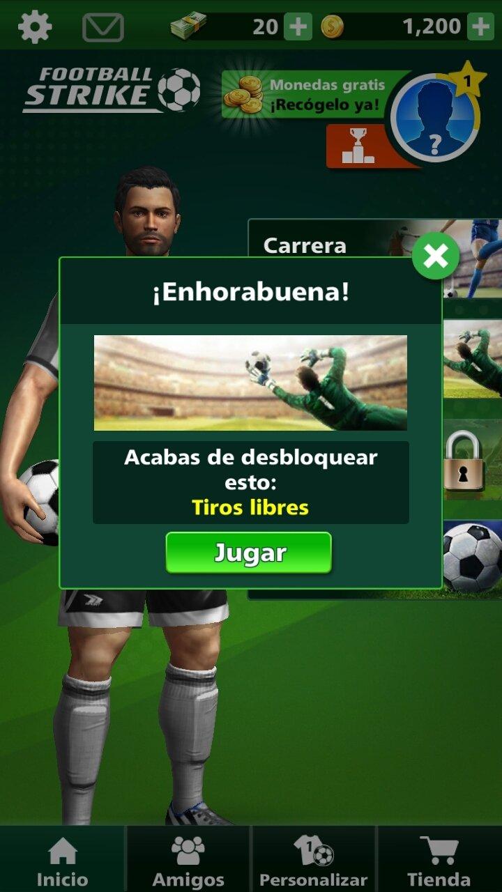 Football Strike Multiplayer Soccer 1 5 0 Skachat Dlya Android Apk
