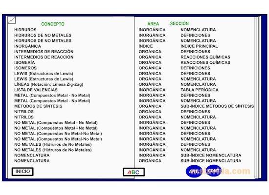 Descargar formulario qumica 20 para pc gratis en espaol formulario qumica imagen 4 thumbnail urtaz Image collections