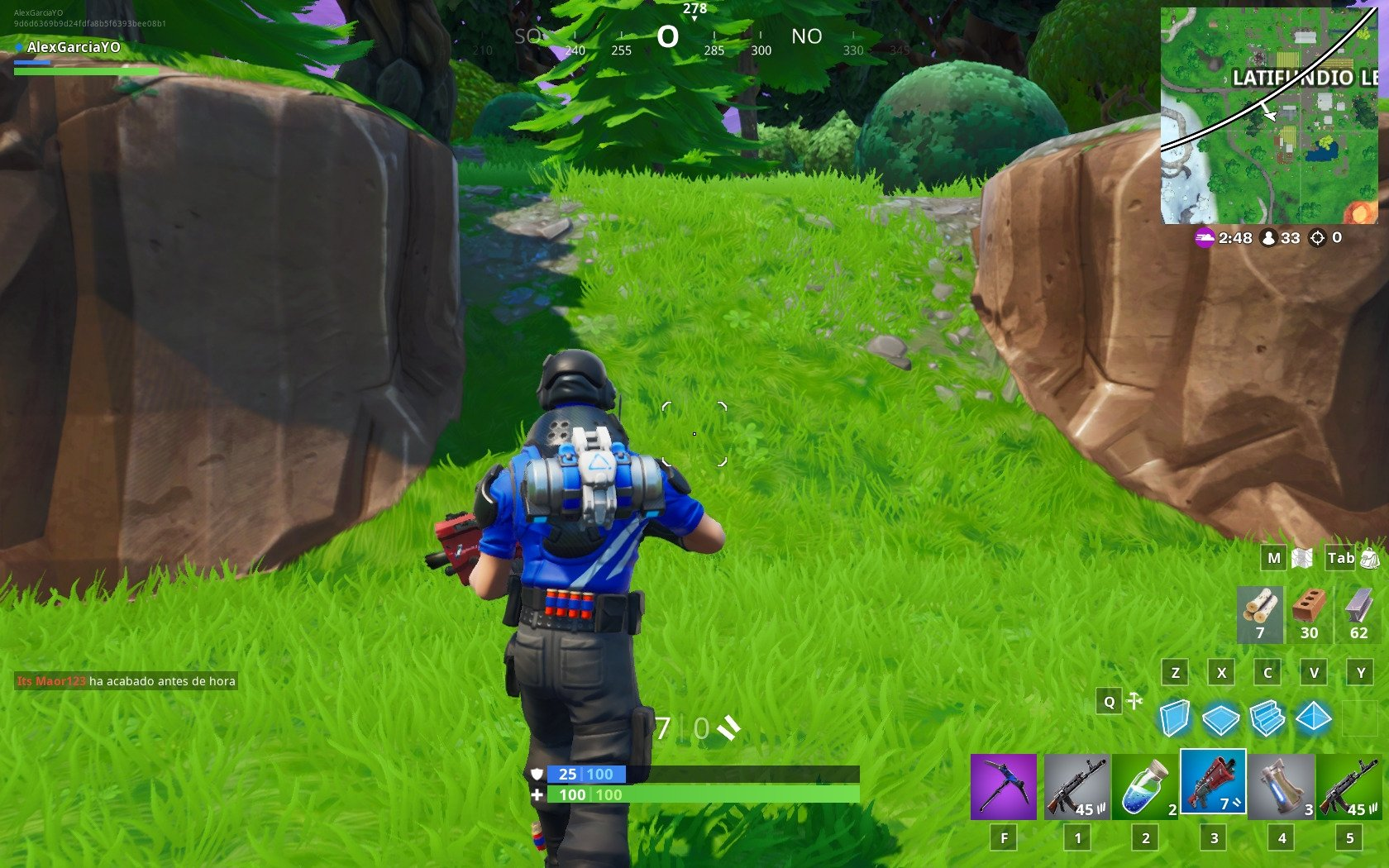 Fortnite 7 16 0 Descargar Para Pc Gratis