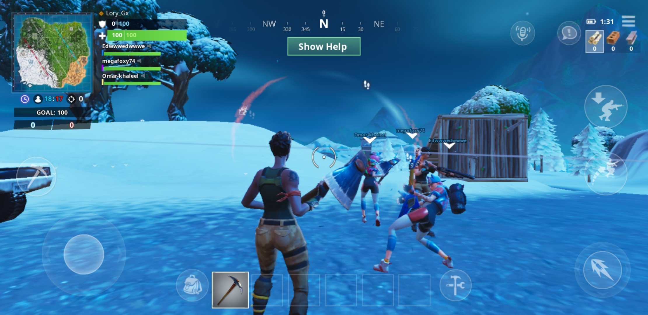 fortnite para android lista