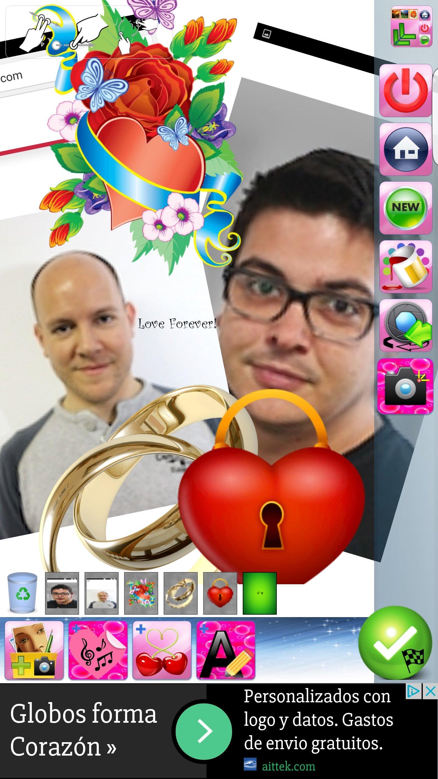 Foto Montajes Y Marcos De Amor 2 1 Descargar Para Android Apk Gratis