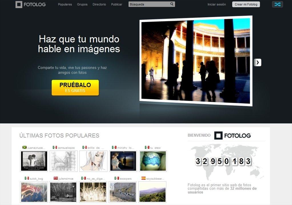 Fotolog Webapps image 6
