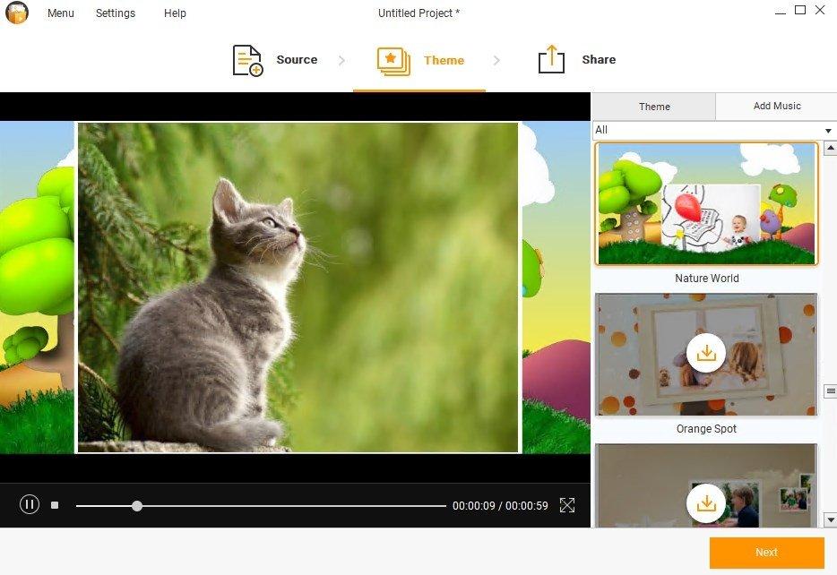 slideshow maker apk for pc