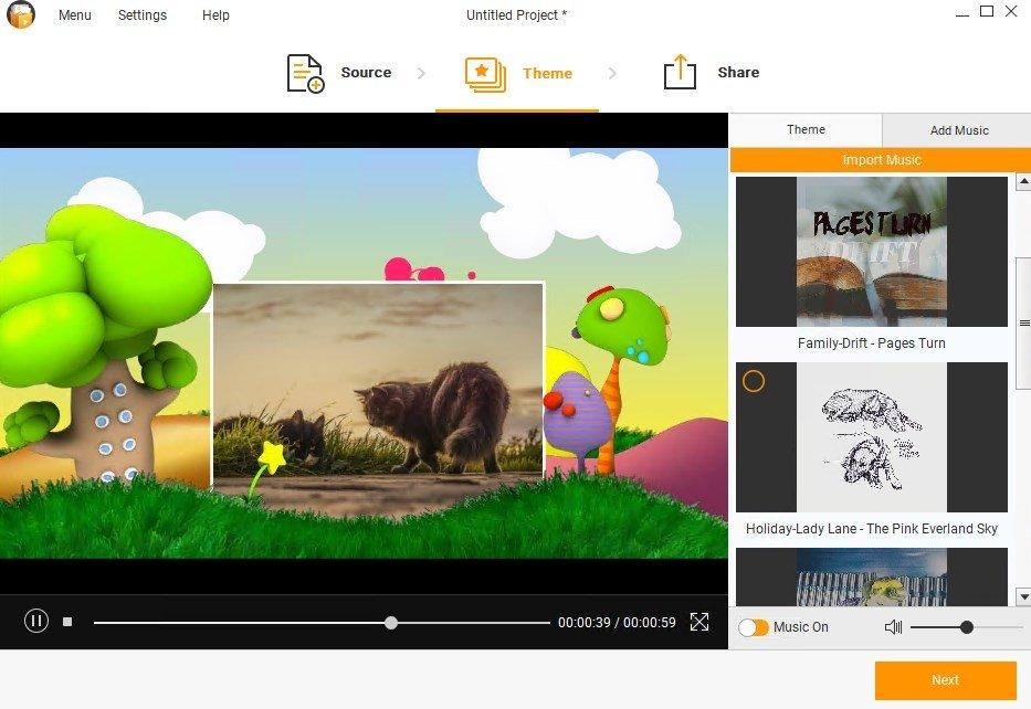 free slideshow maker for windows