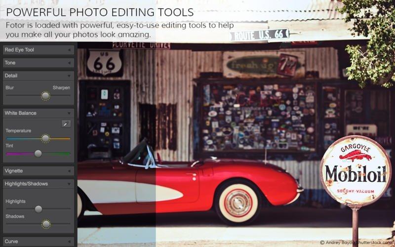 Fotor Mac image 5