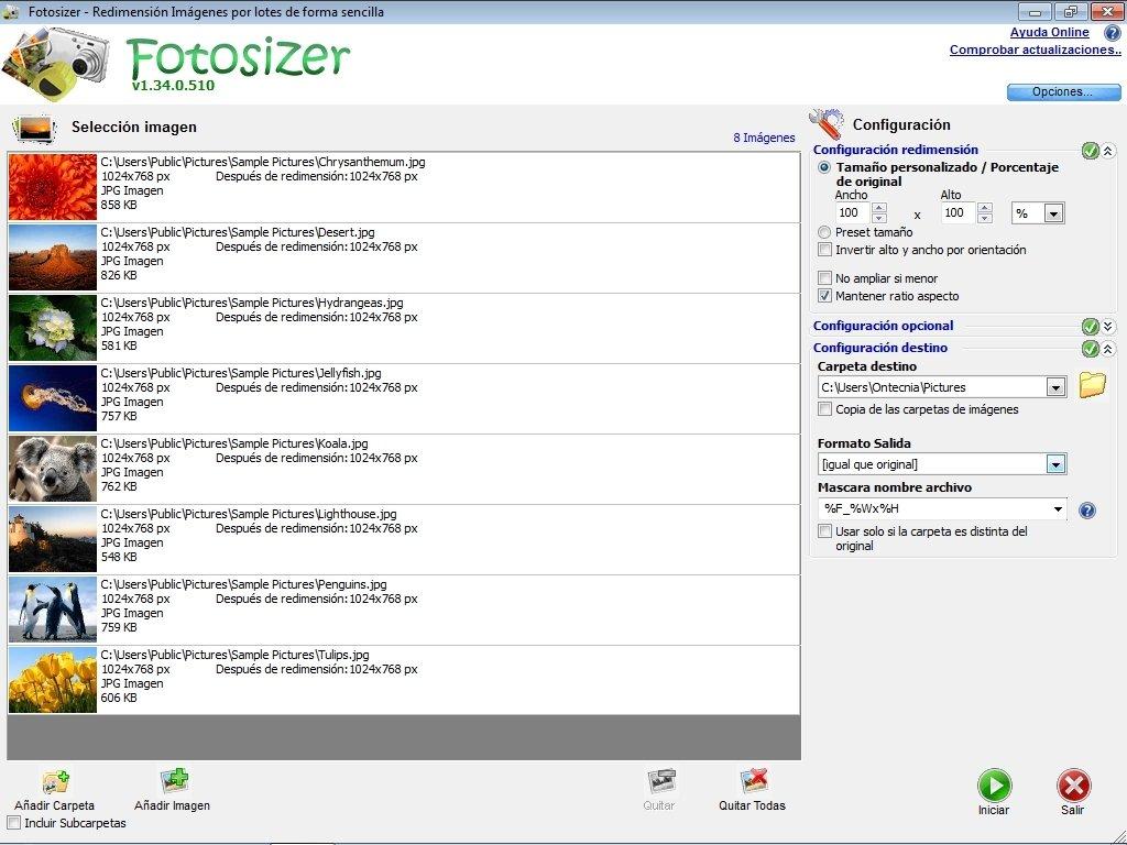 Fotosizer image 5