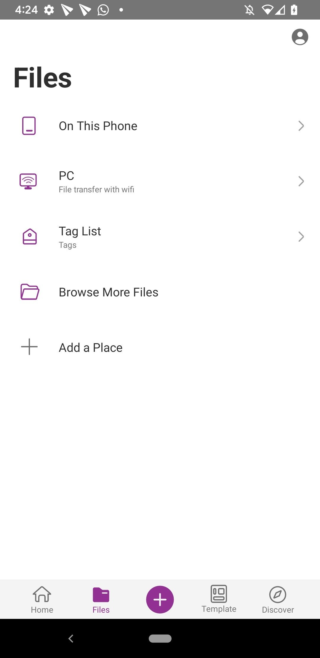Foxit MobilePDF 6 3 0 0705 - Download for Android APK Free