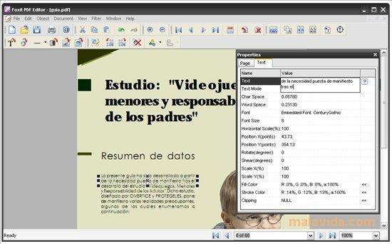 descargar editor de pdf foxit reader