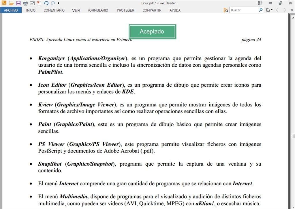Programa Para Ler Arquivo Pdf