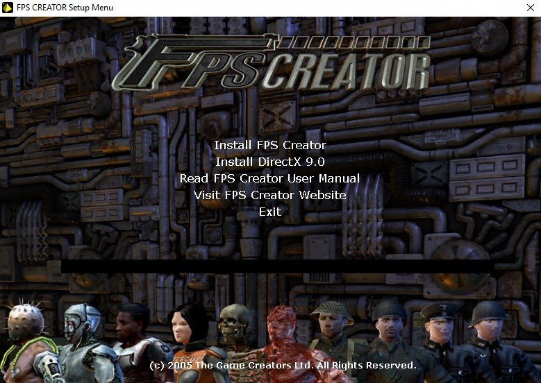 FPS Creator Classic 1 20 - Download for PC Free