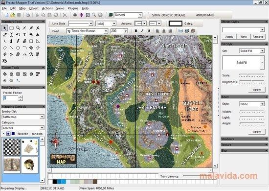 Fractal Mapper image 4