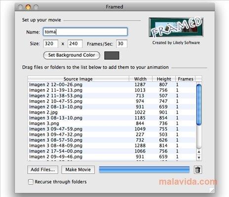 Framed Mac image 3