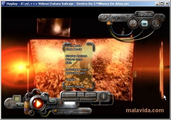 Free AVI Movie Player 1.2.326.1 Beta