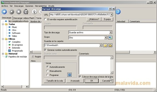 Free Download Manager image 6