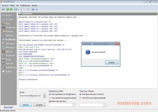 Free IP Tools image 4