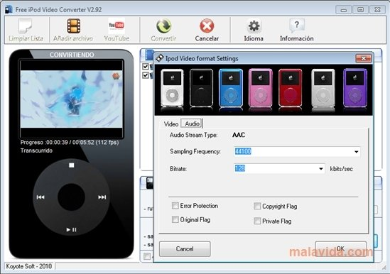 ipod video converter free download full version