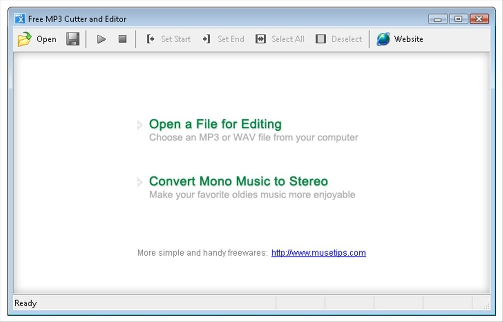 Free MP3 Cutter and Editor 2 8 - Download for PC Free