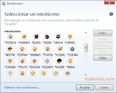 Are msn messenger emoticons opinion