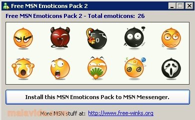 emoticons smileys para msn