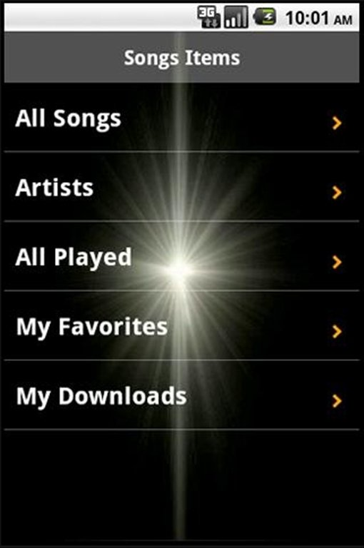 Free Music Download Android image 2
