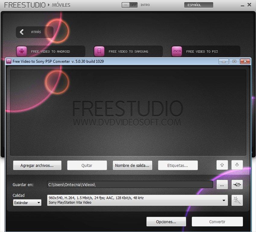 descargar free studio gratis en espa?ol