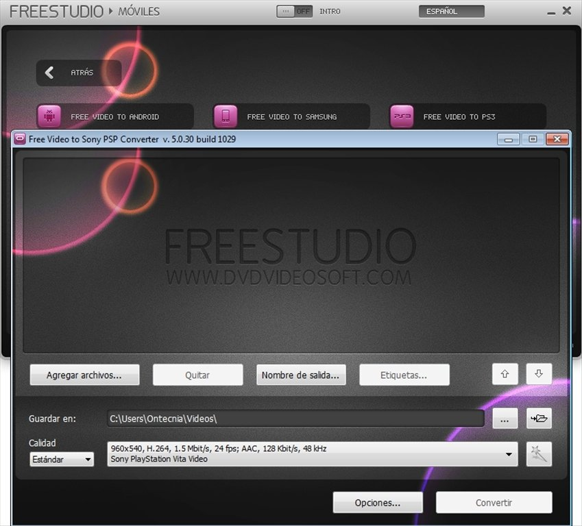 descargar free studio gratis para windows 7