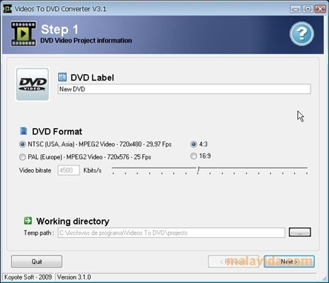 Free Videos to DVD image 5