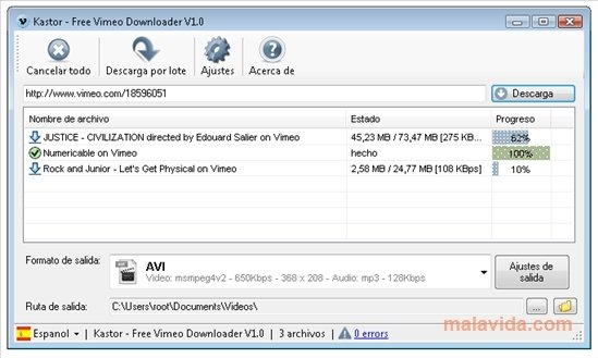 Free Vimeo Downloader 2 0 - Download for PC Free