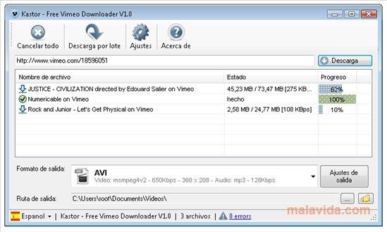 Free Vimeo Downloader image 5