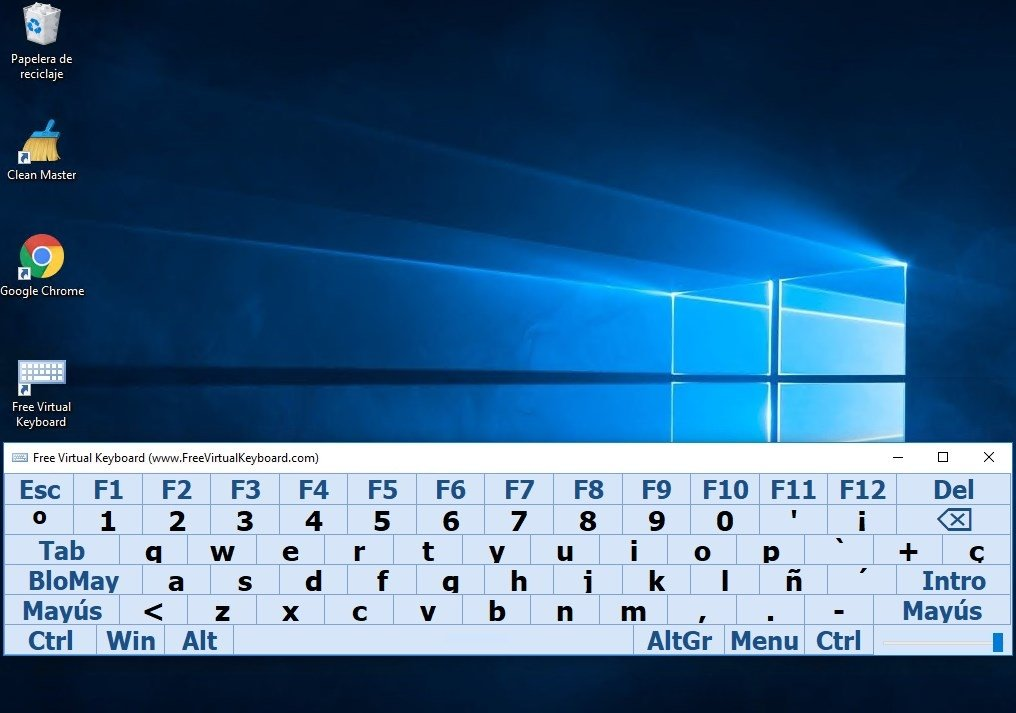 tastiera araba su schermo gratis