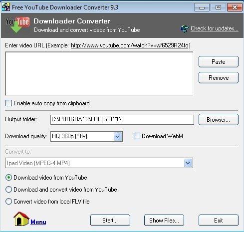 Free video downloader and converter online