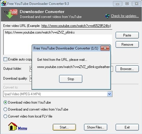 download youtube free converter