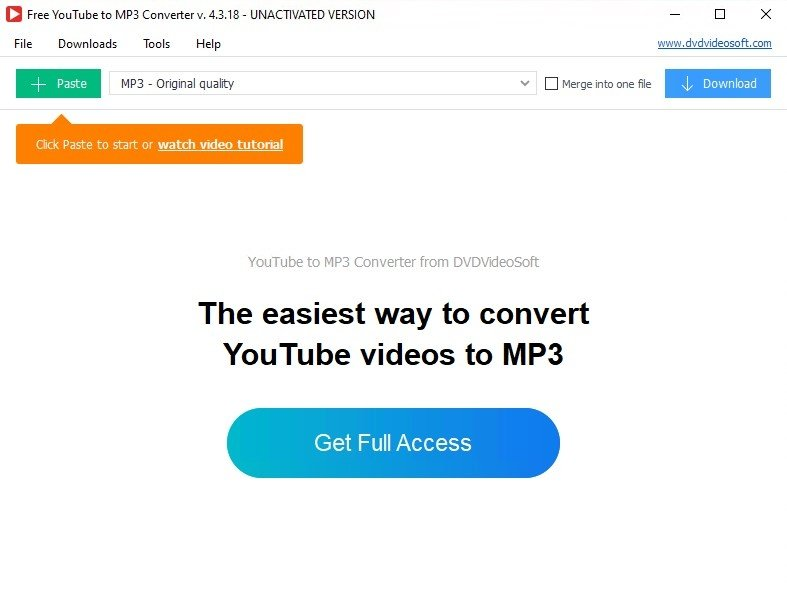 how to download music from youtube to mp3 without software