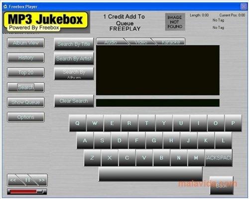 Freebox Jukebox image 2