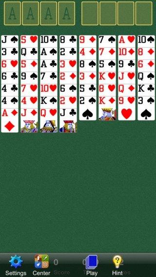 telecharger freecell solitaire gratuit windows 8